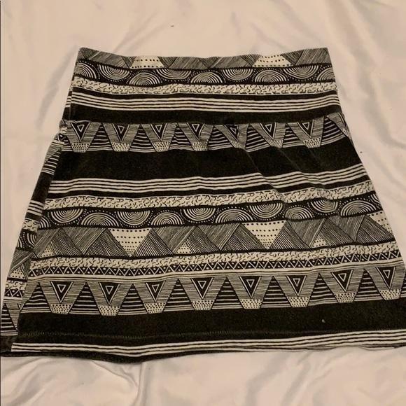 American Apparel Dresses & Skirts - Tribal print skirt
